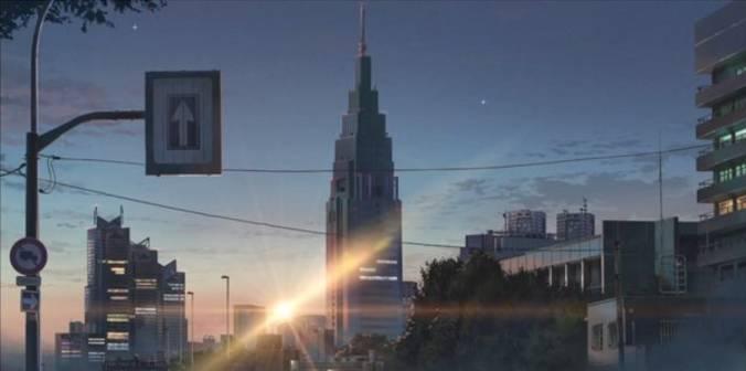 《你的名字》取景地最全盘点,邂逅穿越时空的爱恋                                                                                               日本